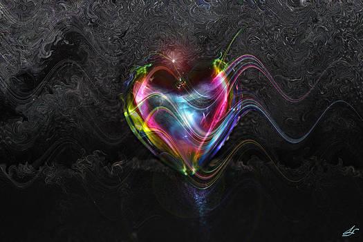 Linda Sannuti - Rainbow Heart