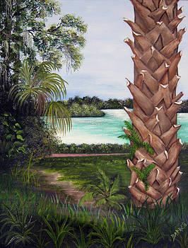 Rainbow II by Gloria E Barreto-Rodriguez