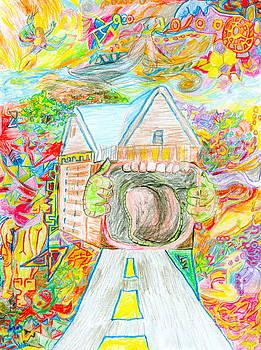 Rainbow Maw by Erin Masterson