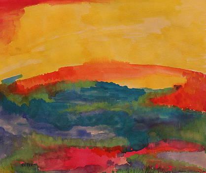 Rainbow Pond by Shakti Chionis