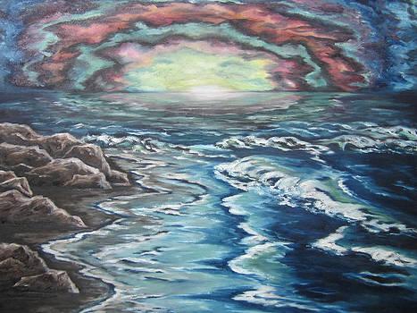 Rainbow Skies by Cheryl Pettigrew