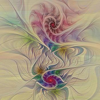 Deborah Benoit - Rainbow Spirals