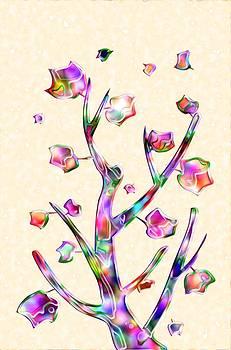 Anastasiya Malakhova - Rainbow Tree