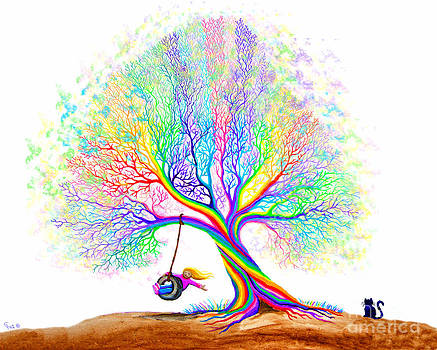 Nick Gustafson - Rainbow Tree Fun
