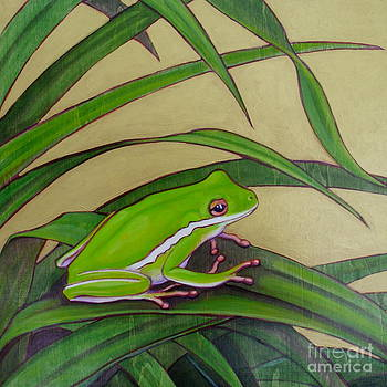 Rainfrog II by Teri Tompkins
