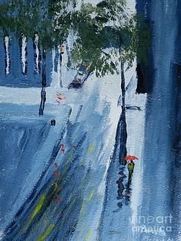 Raining Again by Pamela  Meredith