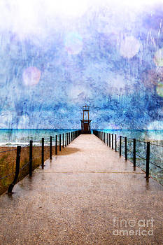 Rainy Day Beacon by Jeanette Brown