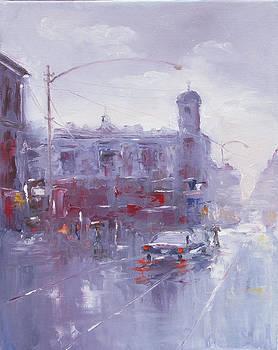 Rainy Day by Elena Nayman