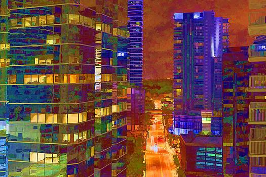 Lynn Palmer - Rainy Miami Nights