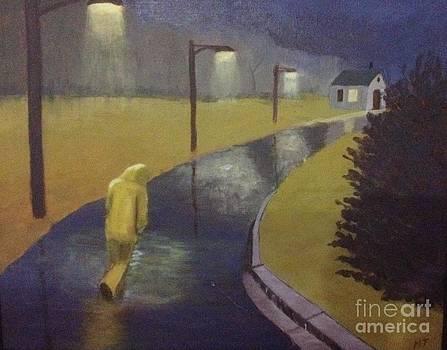 Rainy Night by Michelle Treanor