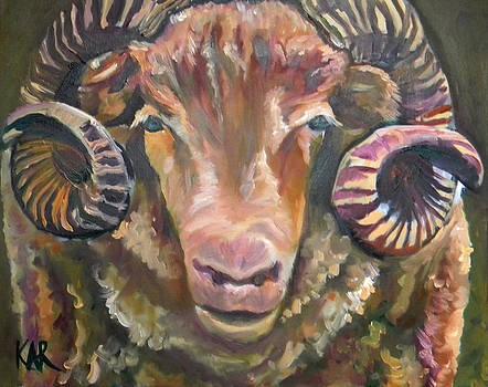 Ram by Art by Kar