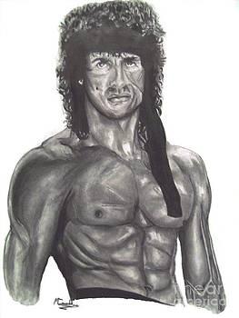 Rambo III by Mike Grubb