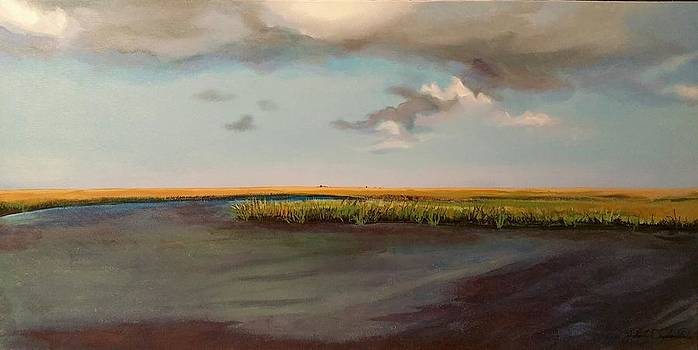 Ramond's Fishing Hole by John  Duplantis