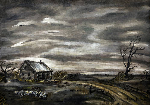 Lynn Palmer - Ramshackle Indiana Farmhouse