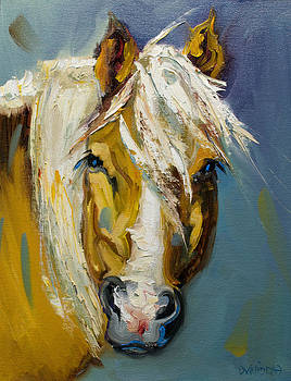 Ranch Horse by Diane Whitehead