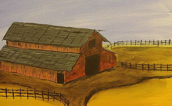 Ranch by Keith Nichols