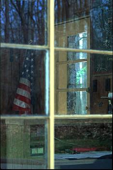 Harold E McCray - Ranger Station Flag