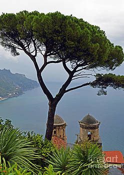 Rapallo Italy by Nancy Bradley
