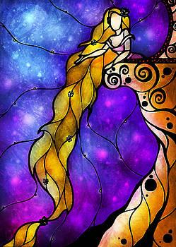 Rapunzel by Mandie Manzano
