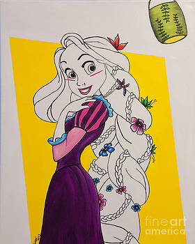 Rapunzel by Susan Cliett