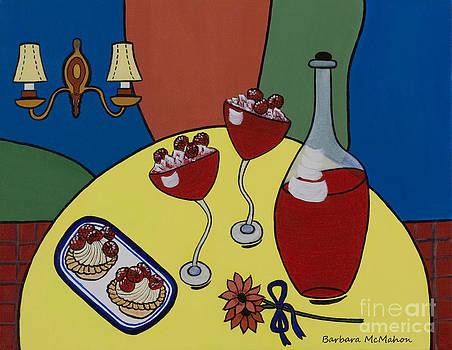 Barbara McMahon - Raspberry Wine