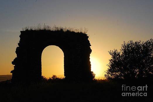 Joe Cashin - Rathkieran Church Ruins