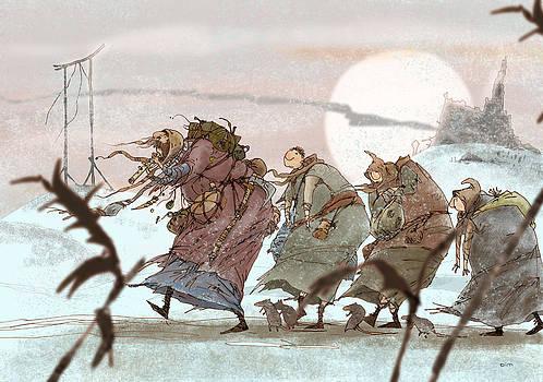 Rattenfanger by Dmitry Rezchikov
