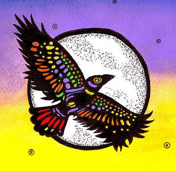 Raven Moon by Judy Moon