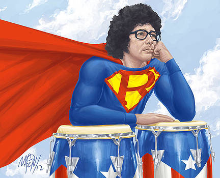 Ray Barretto by Miguel Osorio