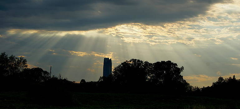Rays of Hope in Oklahoma by Roseann Errigo