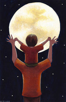 Christy Beckwith - Reach the Moon