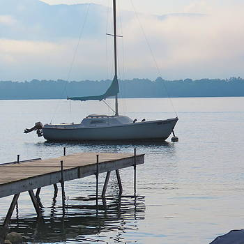 Ready to Sail by Paul Schoenig