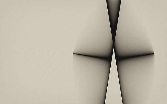 Rear View by GJ Blackman