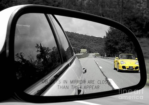 Rearview by Chad Thompson