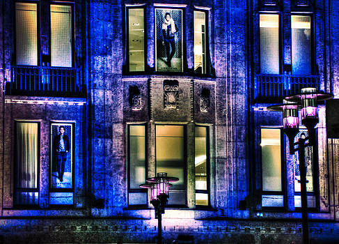 Recklinghausen light 2014 by Nicole Frischlich