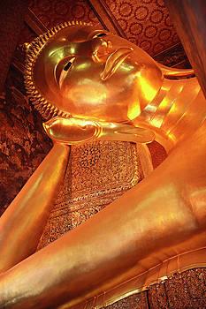 Adam Romanowicz - Reclining Buddha