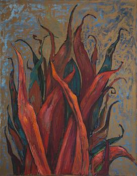 Red Algae by Dariya Tishchenko-Zhuravel