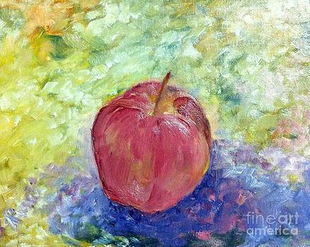 Red Apple by B Russo