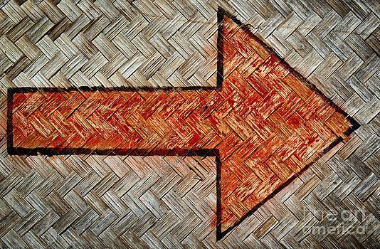 Tim Hester - Red Arrow