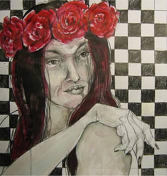 Red Belongs To Me by Brigitte Hintner