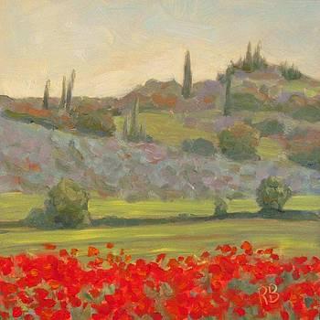 Red Carpet by Robie Benve