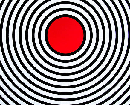 Red Circle by Scott Shaver