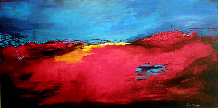 Anderson R Moore - Red Dawn