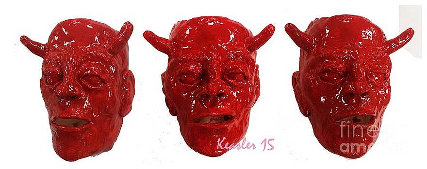 Red Devil by John Keasler