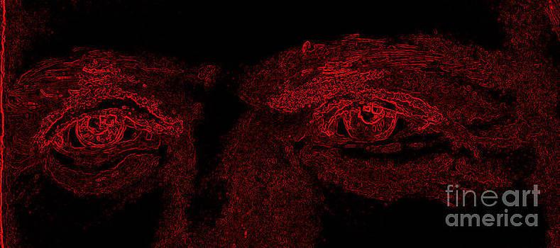 Red Eyes by Susan Saver