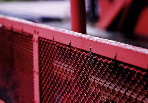 Red Gate by Nicholas Kjellner