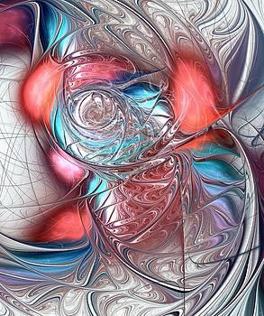 Anastasiya Malakhova - Red Glass Fish
