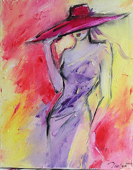 Red Hat Society 3 by Nelya Shenklyarska
