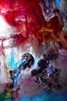 Red Horseman by Petros Yiannakas