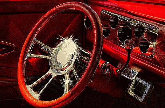 Dave Bosse - Red Hot Rod